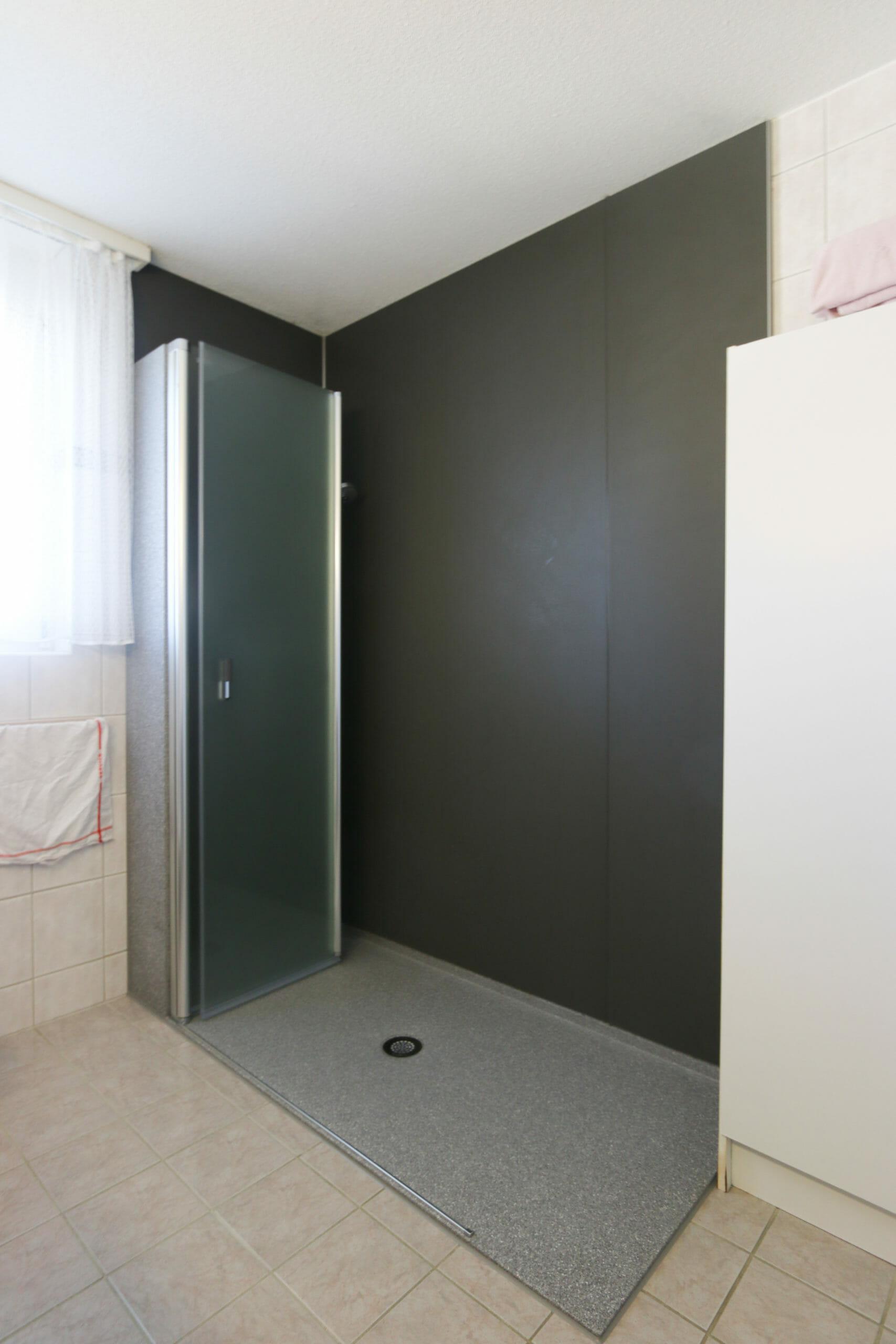 Badezimmer Ideen Teilbadsanierung