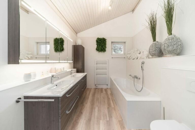 Badezimmer Ideen Komplettbadsanierung
