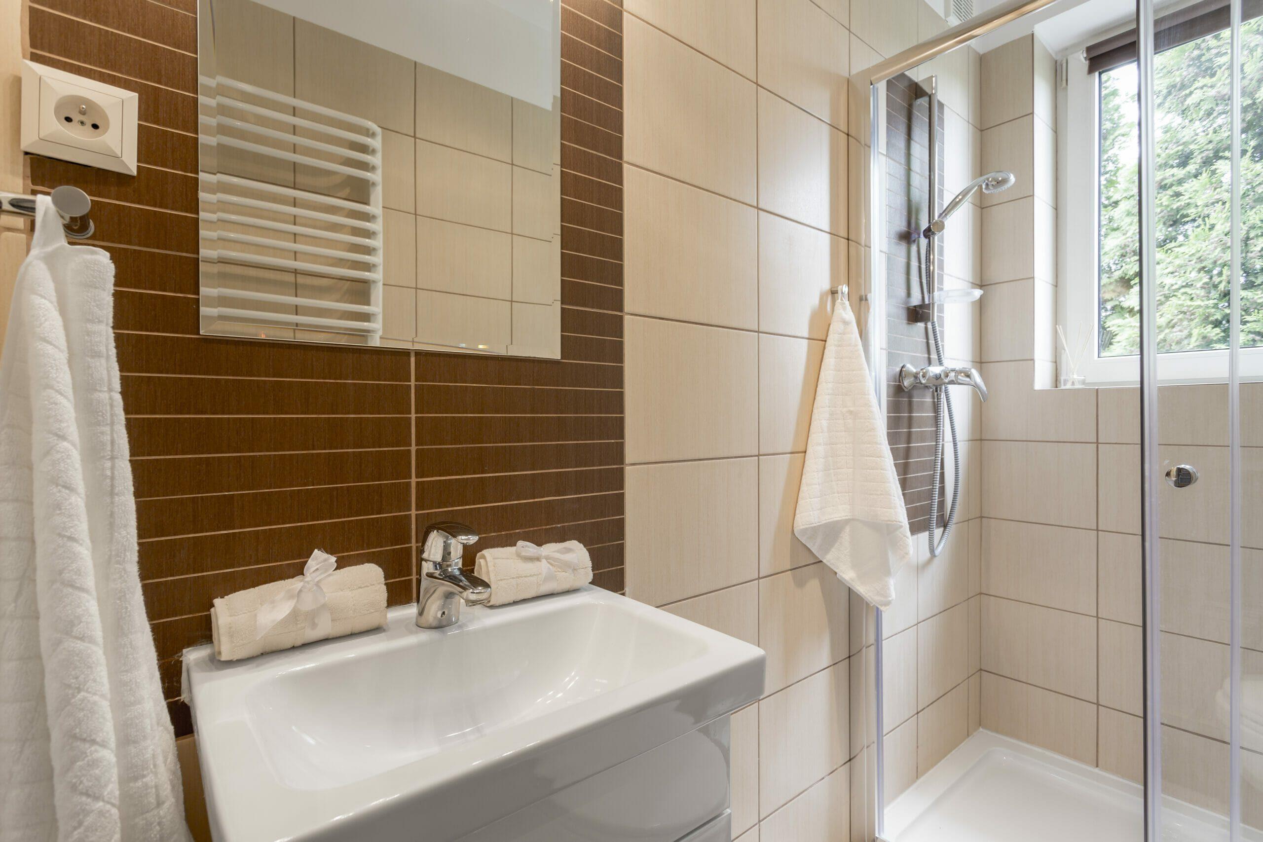 Badezimmer Ideen kleines Bad